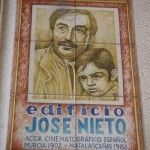 Jose Nieto edificio calle Sociedad Murcia