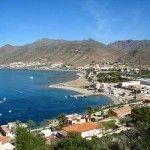 Invasión de «gambas» en La Azohía de Cartagena