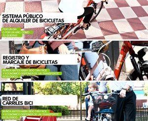 Oficina Municipal de la Bicicleta Murcia3 Alquilar una bicicleta en Murcia