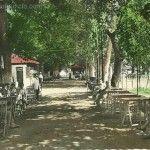 El Paseo de las Alamedas de Lorca por J.Towsend