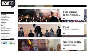 SOS Festival Murcia El SOS, el primer gran festival musical del año