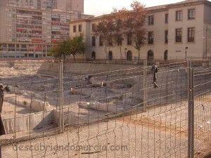 yacimiento islamico San Esteban Murcia 300x225 Se planea el Centro de Interpretación de la Murcia Medieval en el arrabal de San Esteban