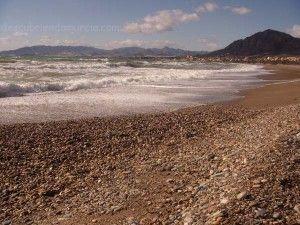 Playa Grande Mazarron 300x225 Banderas Azules para las playas murcianas