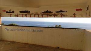 Portman artilleria Patrimonio defensivo y costero de Cartagena
