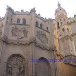 La cadena de la Capilla de los Vélez en la Catedral
