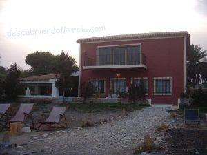 Casa Colorada playa Calnegre Mazarron 300x225 Felipe González y la Casa Colorada de Calnegre