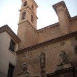 Iglesia San Esteban Murcia 150x150 El Palacio de San Esteban en Murcia, el primer colegio de España