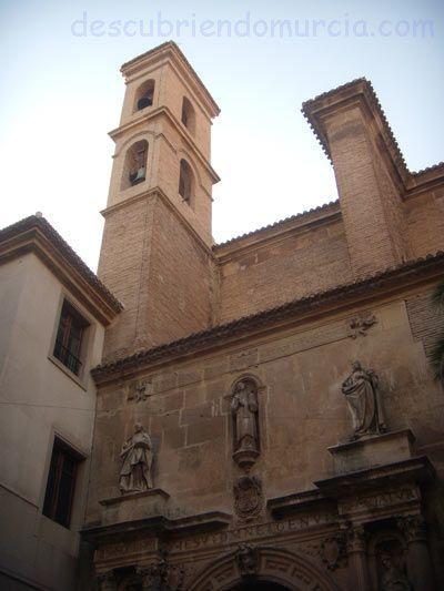 El Palacio De San Esteban En Murcia El Primer Colegio De Espana