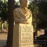 Cuando el escultor José Planes, destruyó una de sus obras