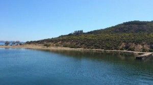 Isla Perdiguera Mar Menor Murcia 300x168 La isla Perdiguera o Sardine Island, en el Mar Menor