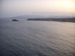 Isla de Lobos Bolnuevo Mazarron 300x225 La isla de los lobos marinos en Bolnuevo