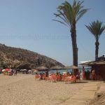Playa Grande el Castellar Mazarron
