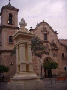 Santa Eulalia Murcia 225x300 El monumento a Salzillo en Santa Eulalia, necesita una limpieza