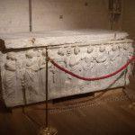 El sarcófago romano de Gil Rodríguez de Junterón