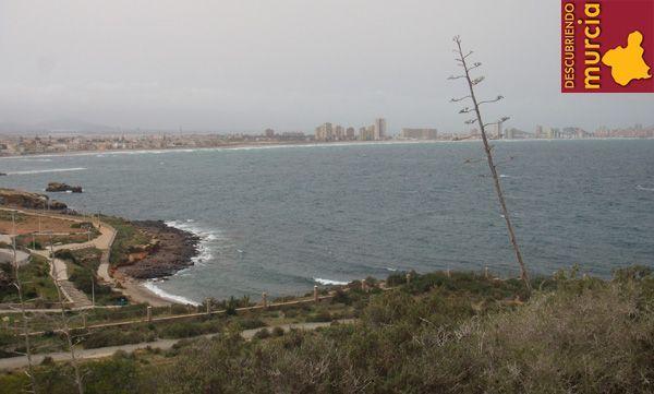 Cabo de Palos La Manga Que los barcos vayan de Cabo Palos hasta Huéscar, Granada