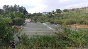 Contraparada Rio Segura 300x169 La Batalla del Huerto de las Bombas en Espinardo