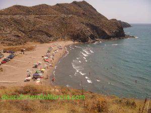 cala Calnegre Lorca 300x225 Hay solución para el pueblo de Puntas de Calnegre