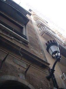 calle traperia Murcia1 225x300 Una VPO de 1935 en la calle Trapería de Murcia