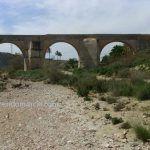 El río Chícamo con agua, 20 años después