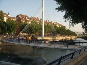 rio Segura Murcia1 300x225 La riada de San Lucas y el traslado de Alcantarilla