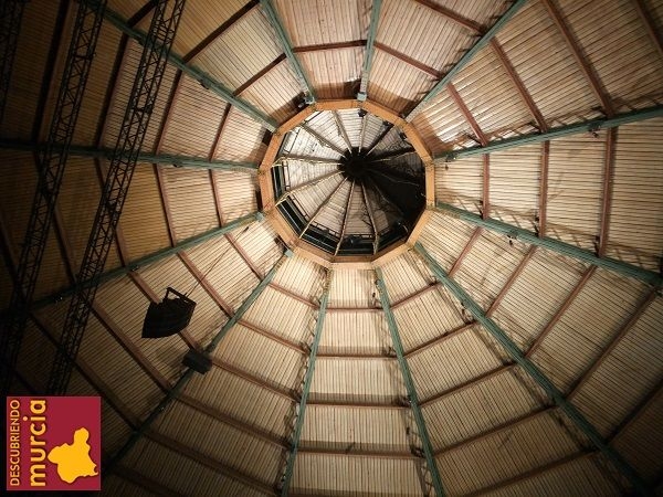 teatro murcia circo Una corrida de toros en el Teatro Circo de Murcia