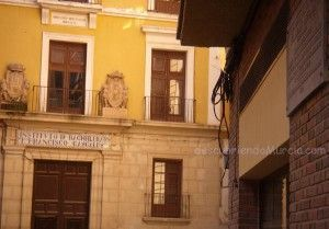 Instituto Francisco Cascales Murcia 300x209 Andrés Hibernón, nacido en Murcia capital y beato