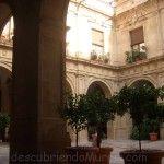 Palacio Episcopal Murcia patio