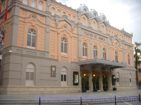 Teatro Romea Murcia Cuando a la reina Isabel se le perdió una pulsera de brillantes en Murcia...