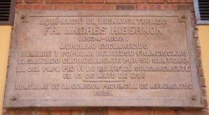fray Andres Imbernon Murcia 300x165 Andrés Hibernón, nacido en Murcia capital y beato