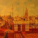 Murcia cuadro de Luis Cerda