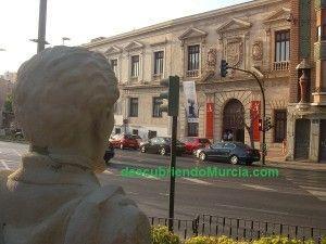 Palacio Almudi Murcia 300x225 Los porches del Palacio del Almudí en Murcia