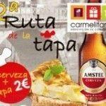 Ruta de la Tapa en el Barrio del Carmen de Murcia
