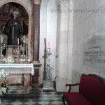Capilla Beato Hibernon Catedral Murcia