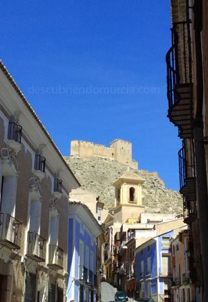 Castillo de Mula Murcia El Castillo de Mula, libra estos días su última batalla
