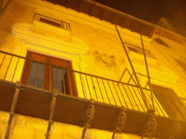 Palacio Pacheco Murcia Palacio de los Pacheco en Murcia y su arco de medio punto