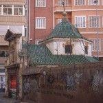 La capilla barroca en la Fábrica de la Pólvora de Murcia