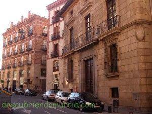 palacio de la Inquisicion Murcia 300x225 Diego Mateo Zapata y la circulación de la sangre