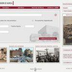 Archivo General de la Región Murcia, estrena nueva web