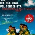 Dia Regional del Senderista Murcia