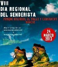 Dia Regional del Senderista Murcia Día Regional del Senderista 2013 en Murcia