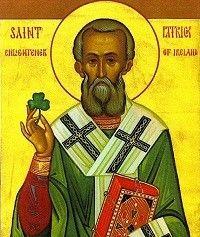 San Patricio patron Murcia El Santo Irlandés, patrón de la ciudad de Murcia