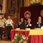 Vicente del Bosque, ya es Doctor Honoris Causa por la UCAM