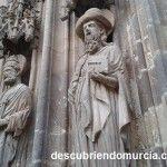 El Apóstol Santiago y su llegada a Cartagena