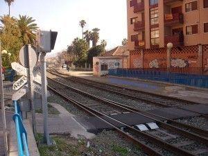 Estacion Tren Murcia El Carmen El soterramiento de las vías en Murcia, es inviable...