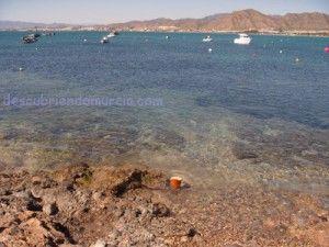 La Azohia Bahia de Mazarron 300x225 En marcha la Reserva Marina de Cabo Tiñoso en Cartagena