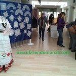 El arte del encaje de bolillos, en el Centro Municipal El Carmen