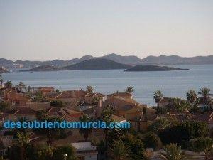 isla del ciervo Mar Menor 300x225 Las islas del Ciervo, el Sujeto y la Redonda en el Mar Menor