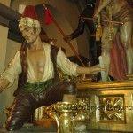 """La leyenda de """"el Berrugo"""" en la procesión de """"los Coloraos"""""""