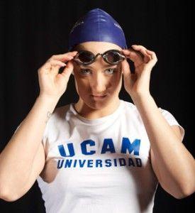 Mireia Belmonte UCAM1 275x300 Mireia Belmonte competirá en el INACUA de Murcia