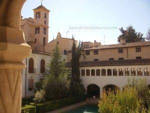 Museo Monasterio Santa Clara Murcia 300x225 Visitas guiadas y gratuitas al paraiso andalusí en Santa Clara